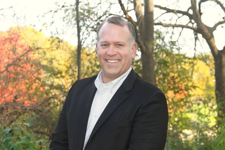 Darren Nichols, Executive Director of the Great Lakes Commission
