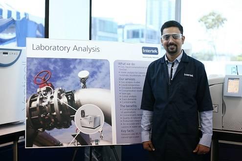 Dinesh Kumar, Operations Executive at Intertek