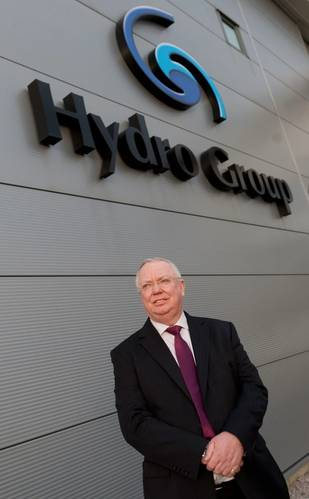 Doug Whyte, Hydro Group managing director