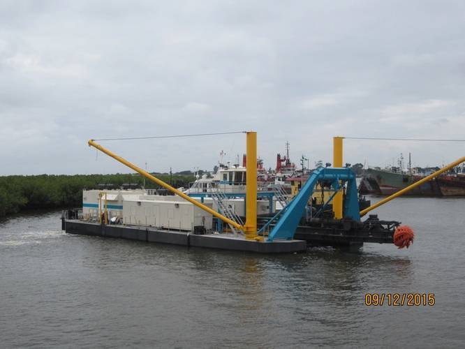 DSC Dredge takes advantage of the U.S. Commercial Service offices in New Orleans and worldwide in leveraging export programs, trade shows, market research and business matchmaking. (Photo: U.S. Commercial Service)