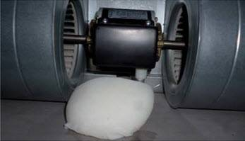 Duct Air Treatment in use onboard