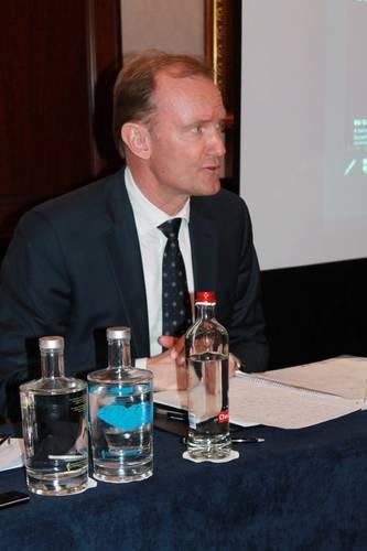 ECSA President Niels Smedegaard (Photo: ECSA)