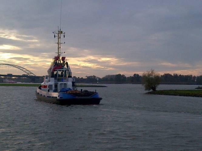 El Danto, a new Damen Stan Tug 2608 built for Empresa Portuaria Nacional (Photo: Damen)
