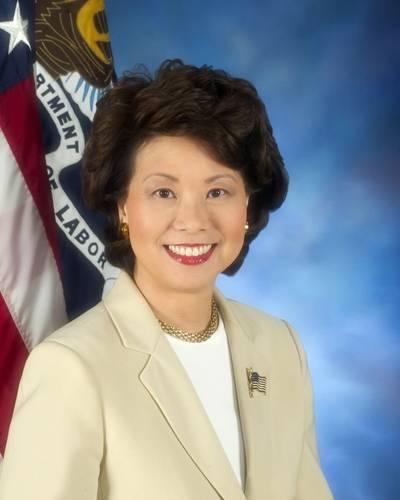 elaine Chao, U.S. DOT Secretary (CREDIT: U.S.DOT)