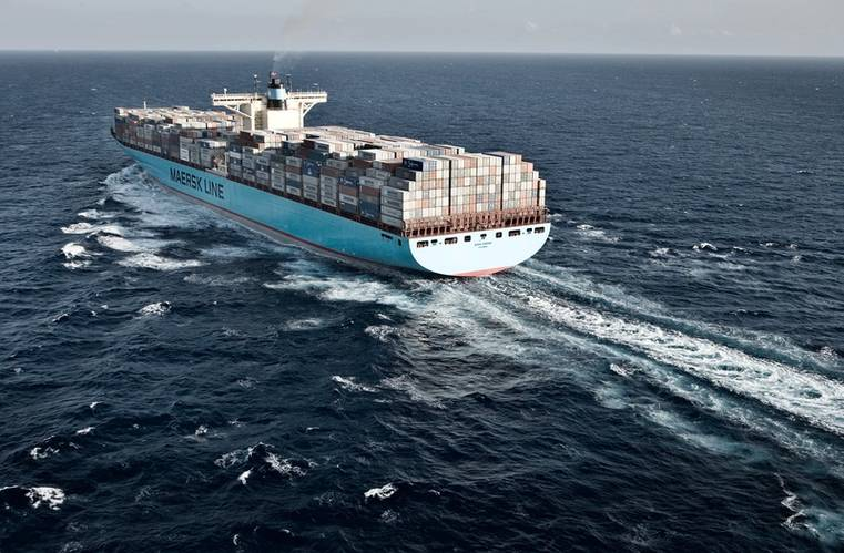 Emma Maersk (Photo: Maersk)
