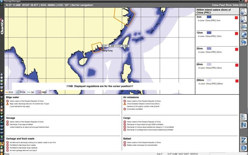 EnviroManager Screenshoot (Photo: ChartCo)