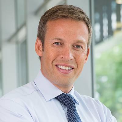 Ernst Meyer, Director of Offshore Class, DNV GL (Photo: DNV GL)