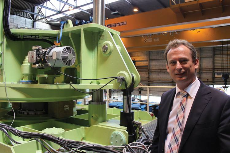 """""""Essentially, we went from a small company to a big company ... For example, we could have never pulled off what we did in the Americas market – the penetration of the inland tow boat market – as a small company.""""  Frank van der Vegt  Sales Manager, Commercial Craft Thruster Systems  ZF Marine Krimpen B.V., explaining the impact of the company being purchased by ZF in 2009."""