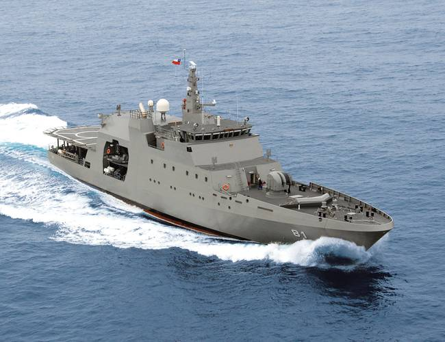 Fassmer built OPV 80 BCC