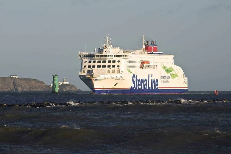 (File photo: Gordon Hislip / Stena Line)