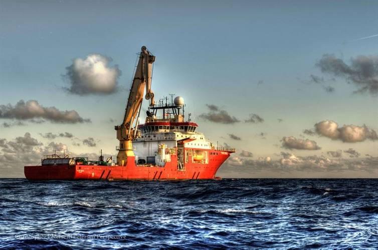 GC Rieber s Offshore Construction Vessel Polar Queen (Photo: GC Rieber)