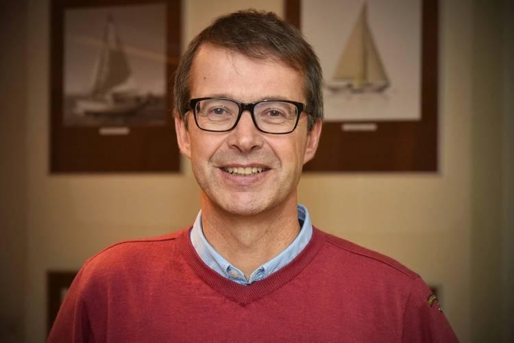 Geert Schouten, Director at Shipbuilder