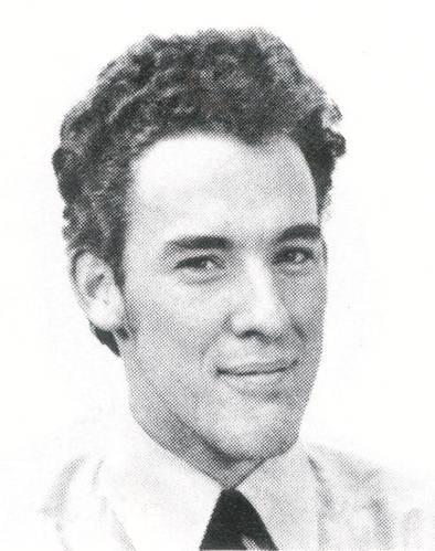 Geoff Binks (Photo: Belzona Polymerics Ltd.)