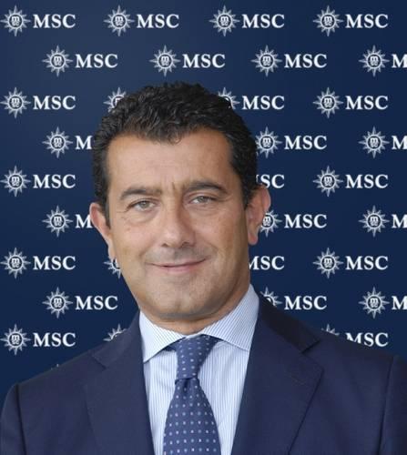 Gianni Onorato (Photo: MSC)