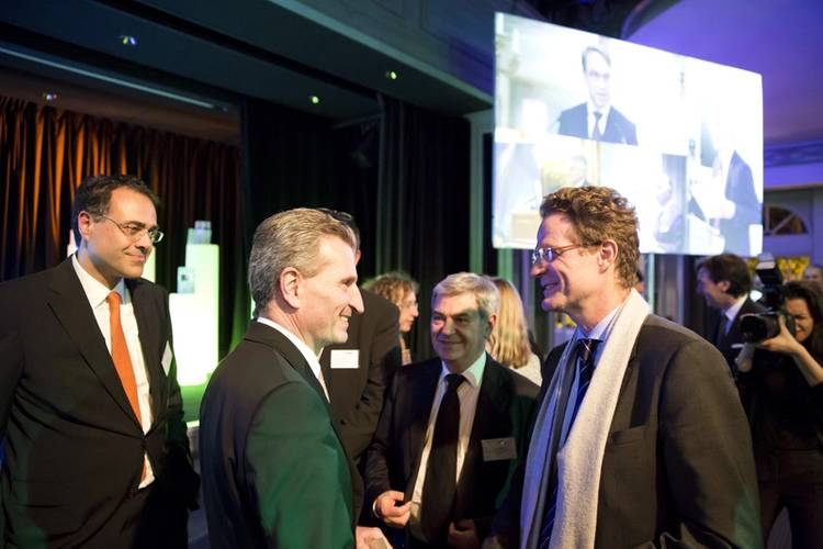 Kelvion Awarded For Collaboration With Technip,
