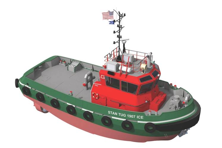 Great Lakes Shipyard