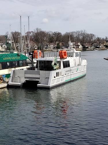 Haerbor Harvest's first shortsea new build.