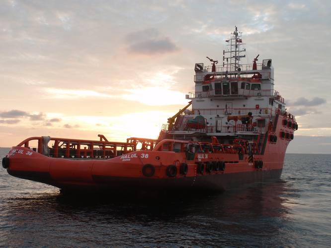 Halul Offshore's goal is a fleet of 50 boats by mid-2016