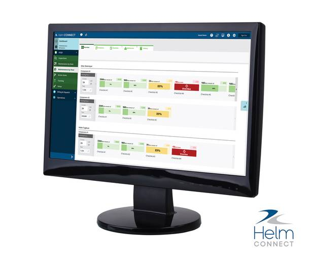 Helm Connect Monitor