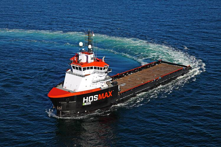 "HOS Achiever ""the flotel"" (Photo courtesy Hornbeck Offshore Services)"