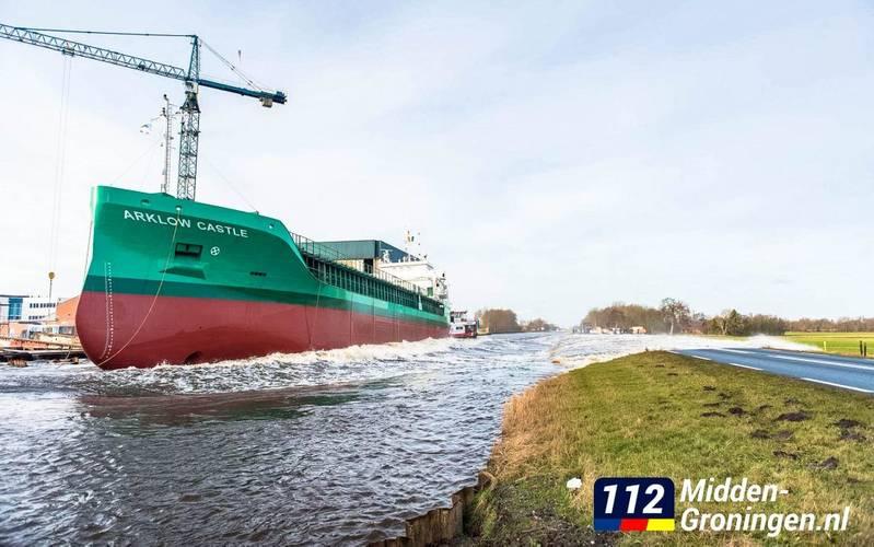 Photo: Copyright 112 Midden-Groningen / Ferus Smit