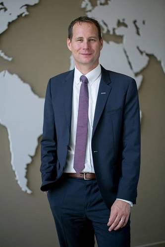 """""""I think it's important to see the internal combustion engine as not a part of the problem but a part of the solution."""" Dominik Schneiter, Vice President, Research and Development"""