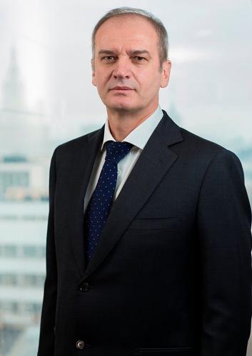 Igor Tonkovidov  (Photo: Sovcomflot)