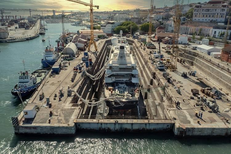 Image courtesy Navalrocha Shipyard