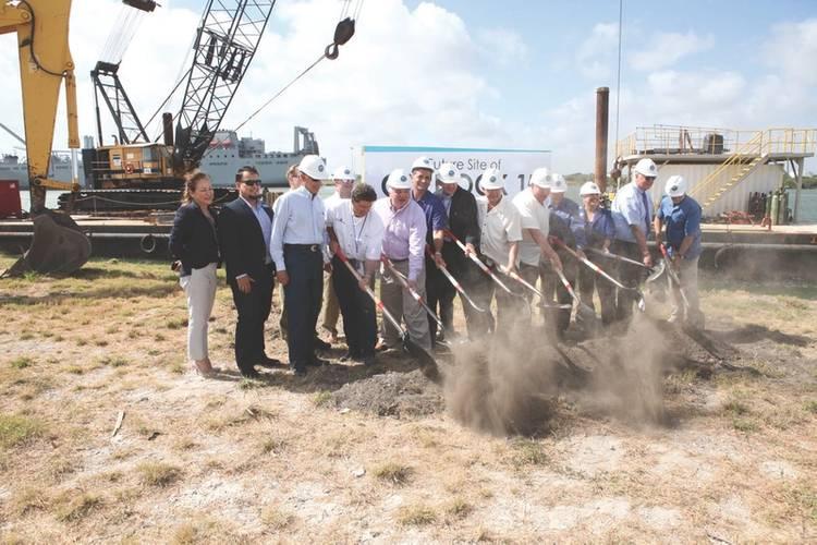 (Image Courtesy Port of Corpus Christi)