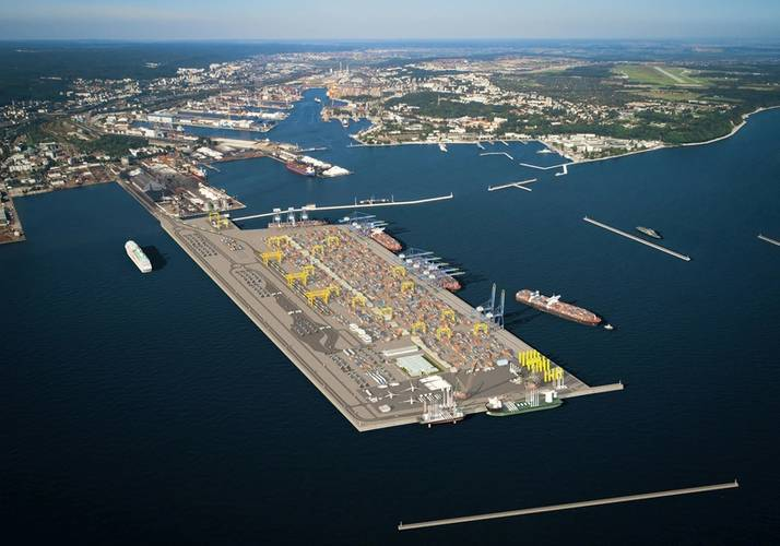 Image courtesy: The Port of Gdynia Authority S.A.