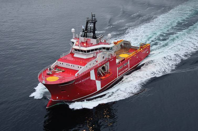 (Image Credit: Bjørn Ottosen, Maritime Photo)