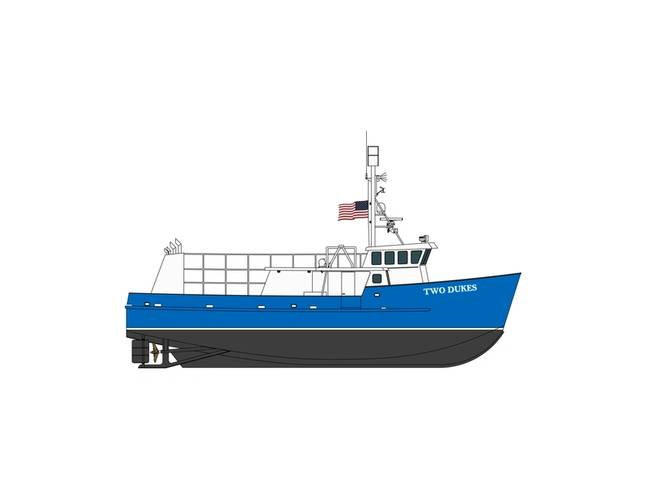 (Image: Custom Steel Boats)