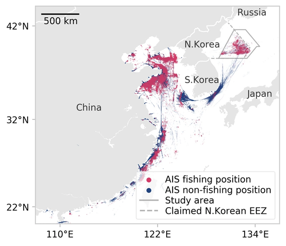 (Image: Global Fishing Watch)