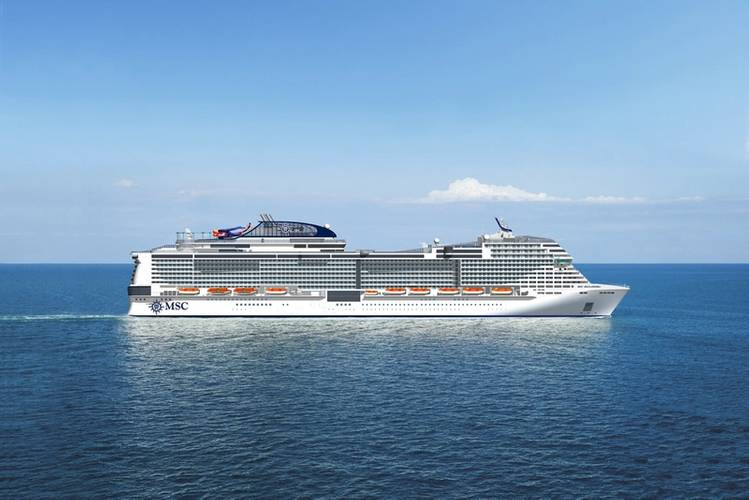 (Image: MSC Cruises)