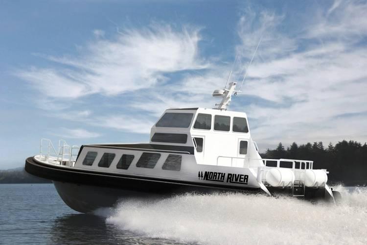 Image: North River Boats