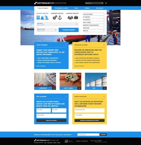 Image: Rotterdam Port Promotion Council