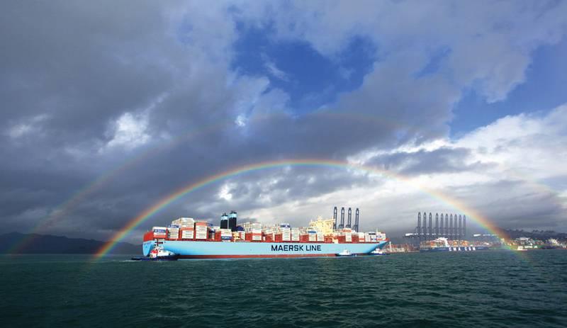 (Images courtesy Maersk)