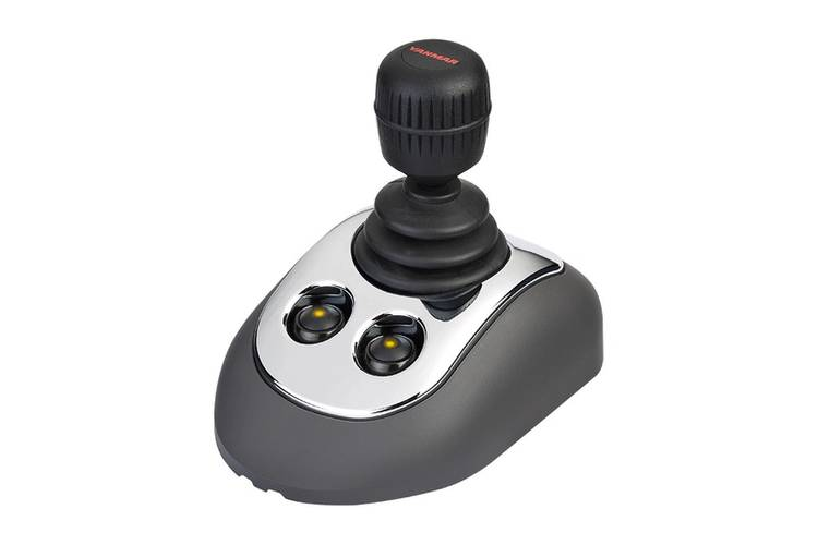 JC20 joystick (Photo: Yanmar)