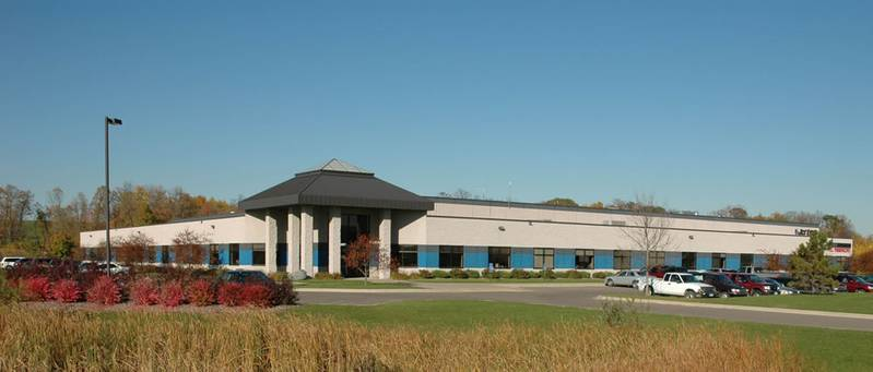 Jet Edge's 100,000 square foot headquarters in St. Michael, Minn.