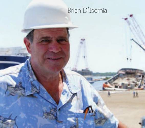 Joey E. D'Isernia (Photo: Eastern Shipbuilding Group, Inc.)