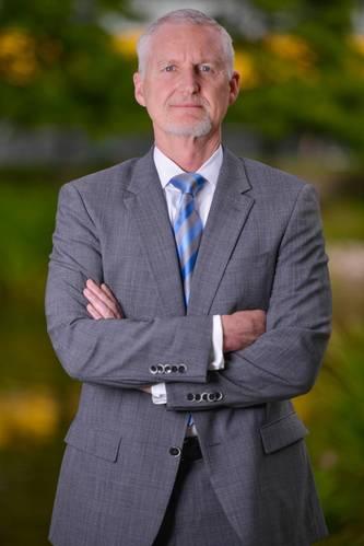 John Reed, CEO of Harkand