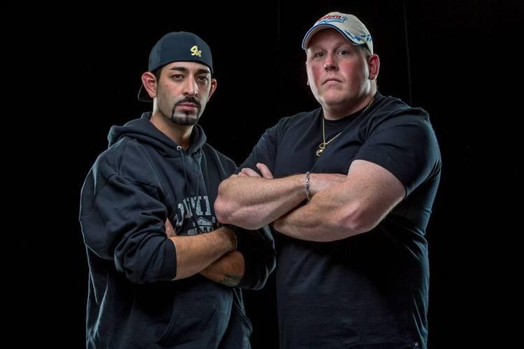 Josh Harris and Casey McManus from Deadliest Catch