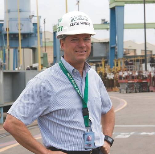 Kevin Mooney, Vice President of Programs and Supply Chain Management