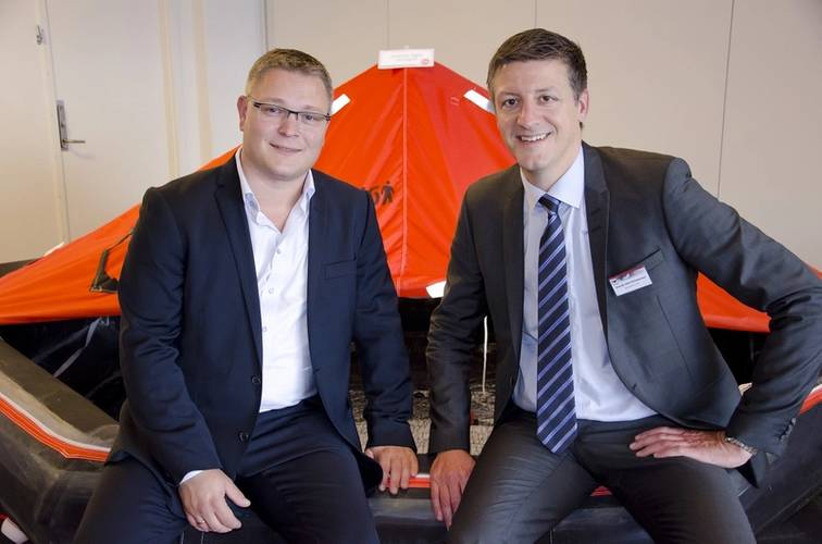 Kim Baarsøe and Henrik Uhd Christensen (Photo: VIKING)