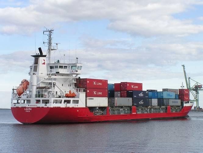 Langh Ship's vessel M/S Laura