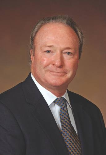Larry T. Rigdon, interim president and chief executive officer (CEO) of Tidewater Inc.