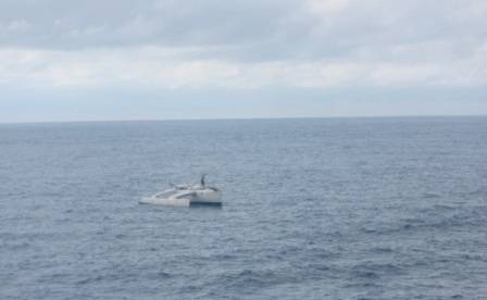 LPG Carrier Rescues Sailor off Nicaragua