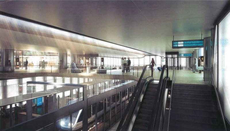 Lusail LRT in Qatar