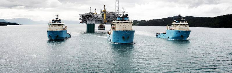 Maersk Supply Service Orders Six Anchor Handlers.