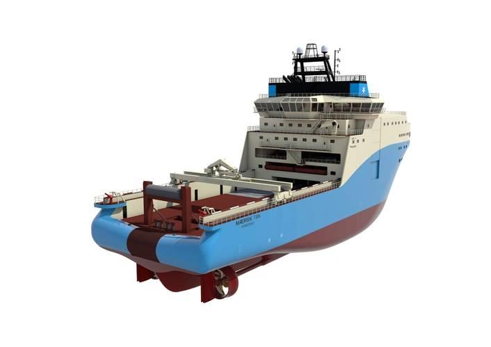 Maersk's AHTS Vessel